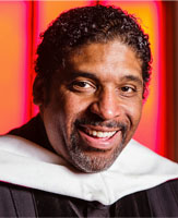 Rev. Dr. William J. Barber II is a contributing op-ed writer for The New York Times, CNN, MSNBC, and The Washington Post. Barber is also a 2018 MacArthur Fellow