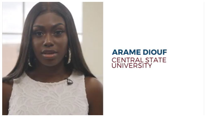 Arame Diouf - Central State University