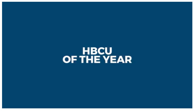 HBCU of the Year