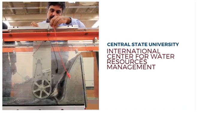 Central State University International Center for Water Resources Management