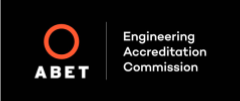 link to ABET web site, ABET Engineering Accreditation Commission