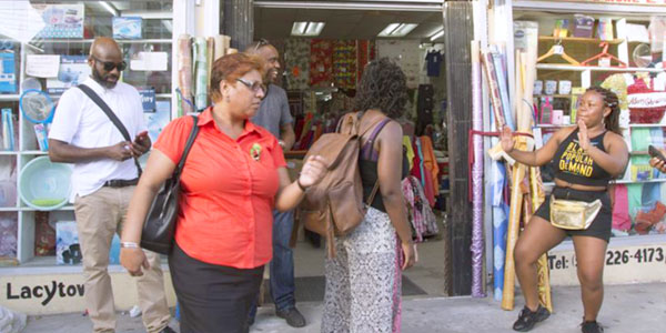 Faculty-Led Programs in Guyana, student experience