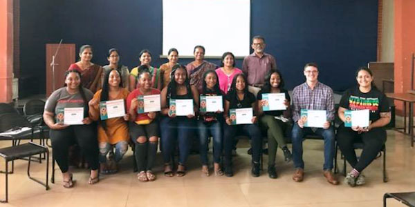 Faculty-Led Programs in India, student experience