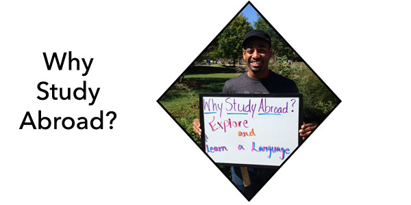 Faculty-Led Programs: Why Study Abroad? Explore And To Learn A New Language.