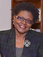 photo of Dr. Chinwah-Adegbola