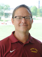 Robert Brausch, Central State University