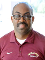 Dr. Gene Moore, Central State University