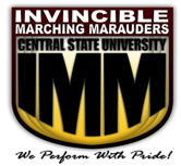 Invincible Marching Marauders, IMM, Central State University, We Perform With Pride!