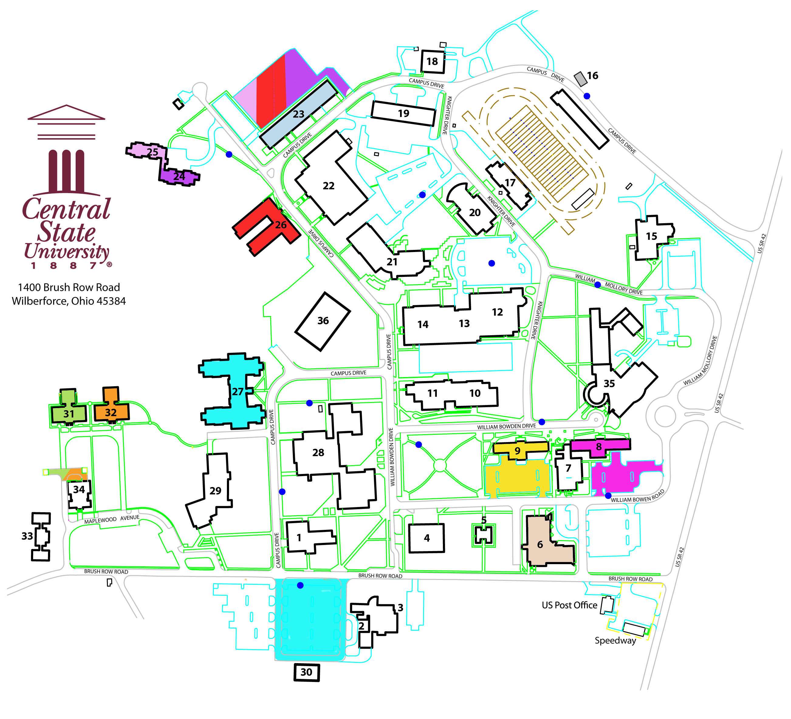 Student Life Central State University