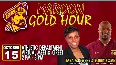 photo of Maroon and Gold