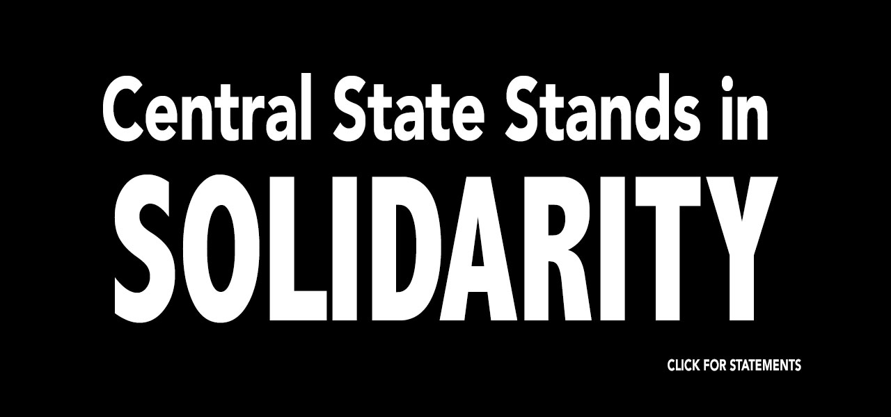link to Central State Stands In Solidarity, statements from the Board of Trustees and President-Elect Dr. Jack Thomas
