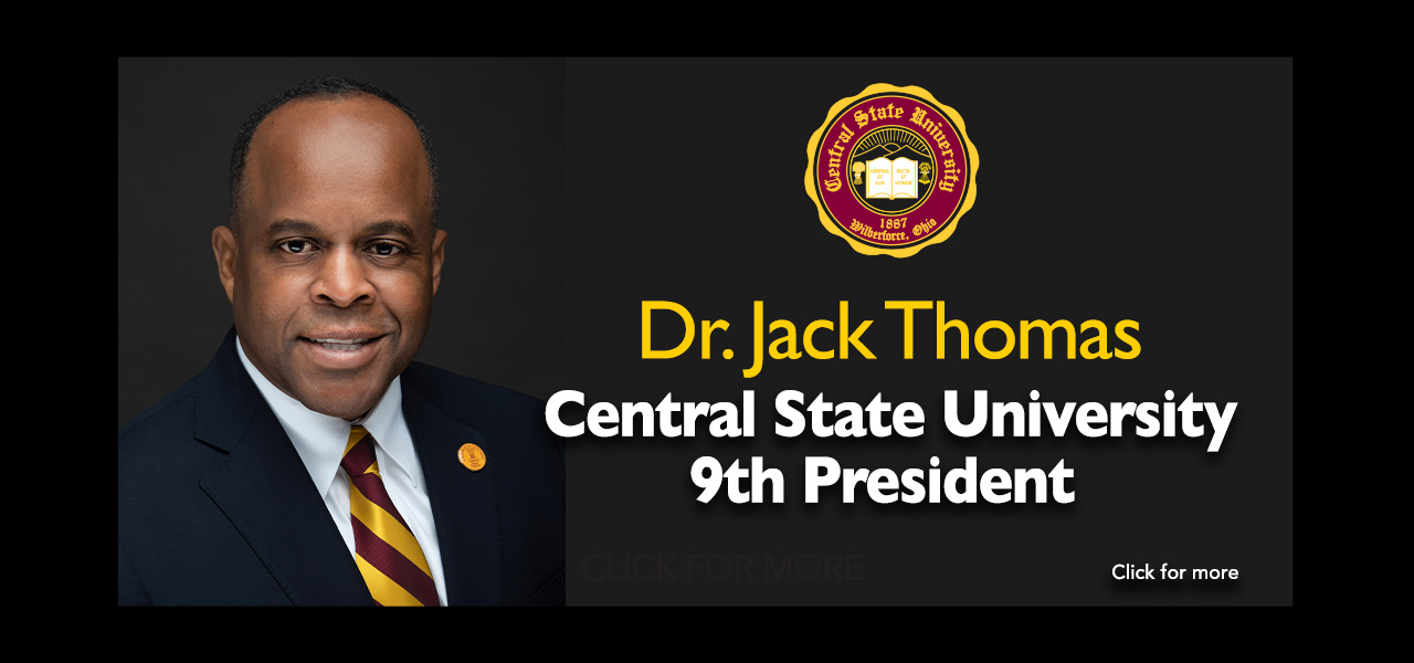 link to the  9th president of central state university
