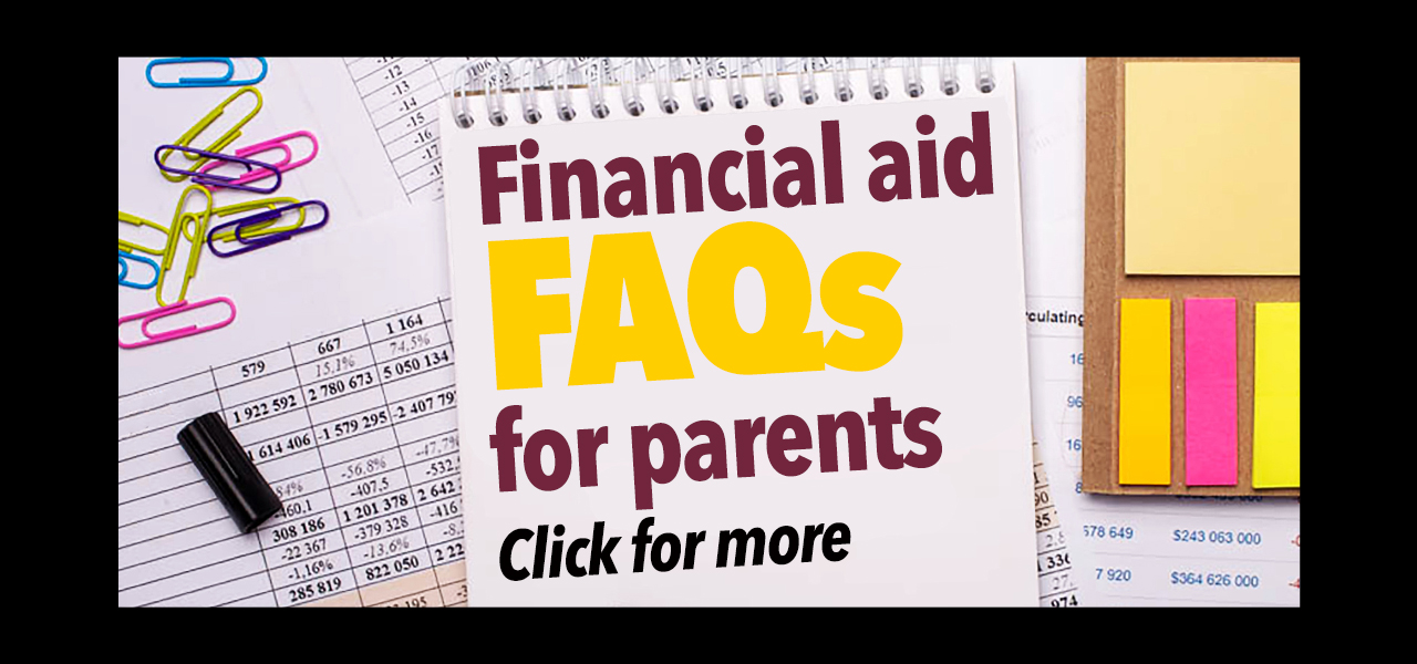 financial aid for parents