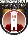 Central State University prohibits the use of any of its registered symbols, insignia, or other identifying marks without express written approval.